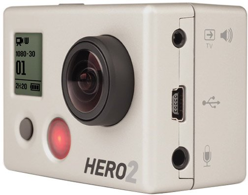 �������� ����������� GoPro HD Hero2 Motorsport Edition