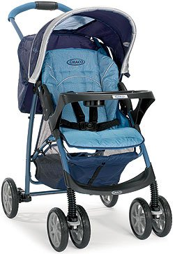 Коляска Graco Mirage Plus