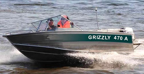 ����� Grizzly 470A
