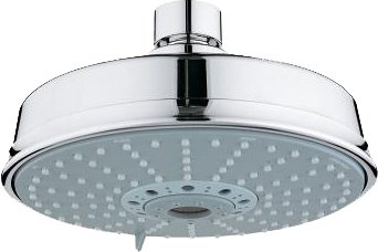 Верхний душ GROHE Rainshower Rustic 160 (27128000)