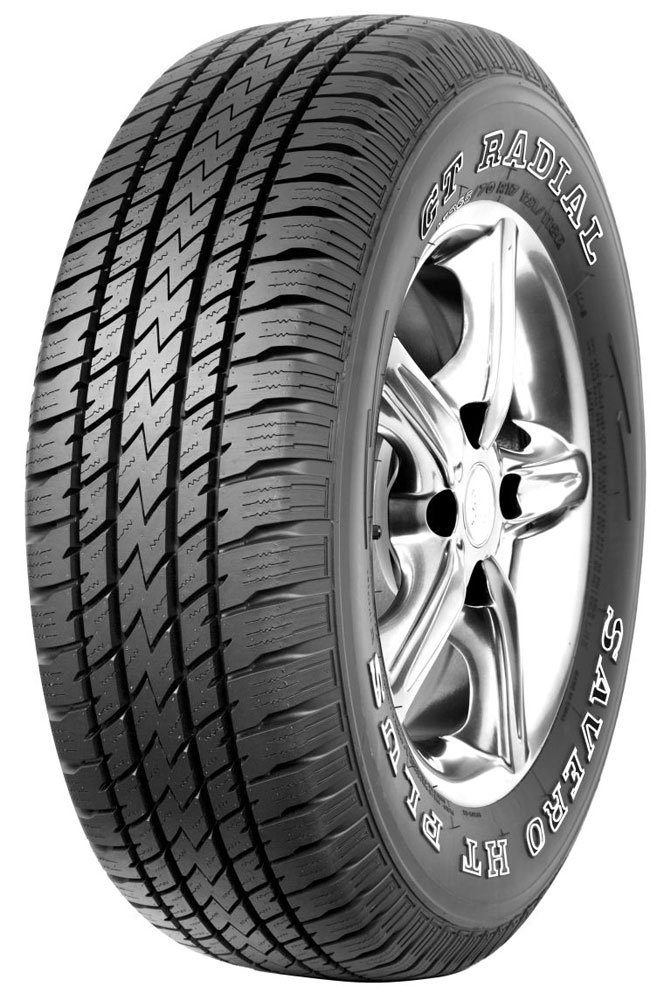 Летняя шина GT Radial Savero HT Plus 235/65R17 104T