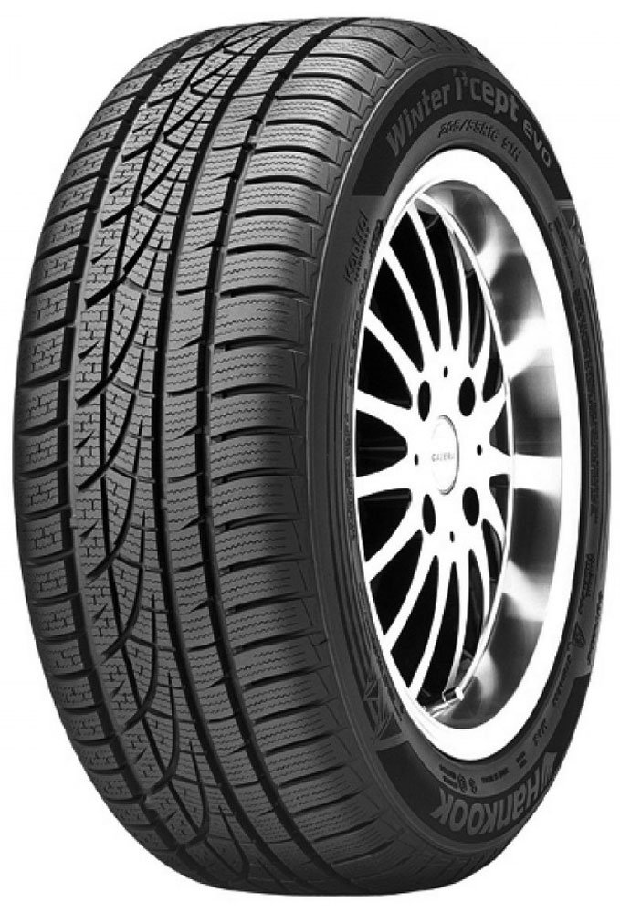 Зимняя шина Hankook Winter i*Cept evo W310 245/45R18 100V