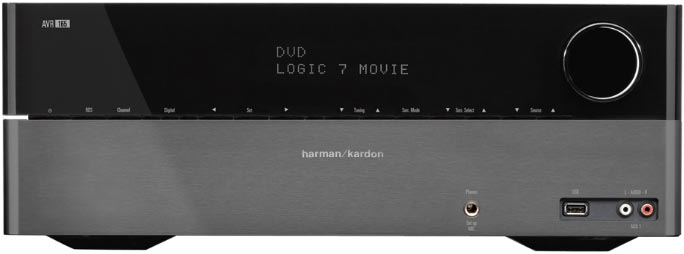 AV Ресивер Harman/Kardon AVR 165