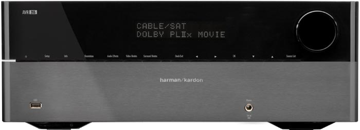 AV Ресивер Harman/Kardon AVR 265
