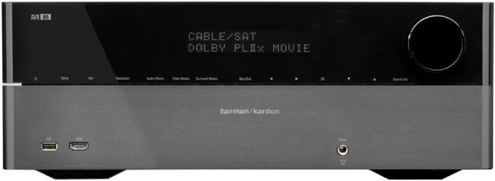 AV Ресивер Harman/Kardon AVR 365