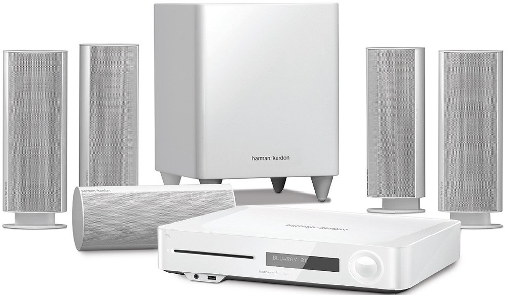 Домашний кинотеатр Harman/Kardon BDS 780W