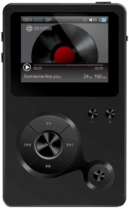Hi-Fi плеер Hidizs AP100 8GB