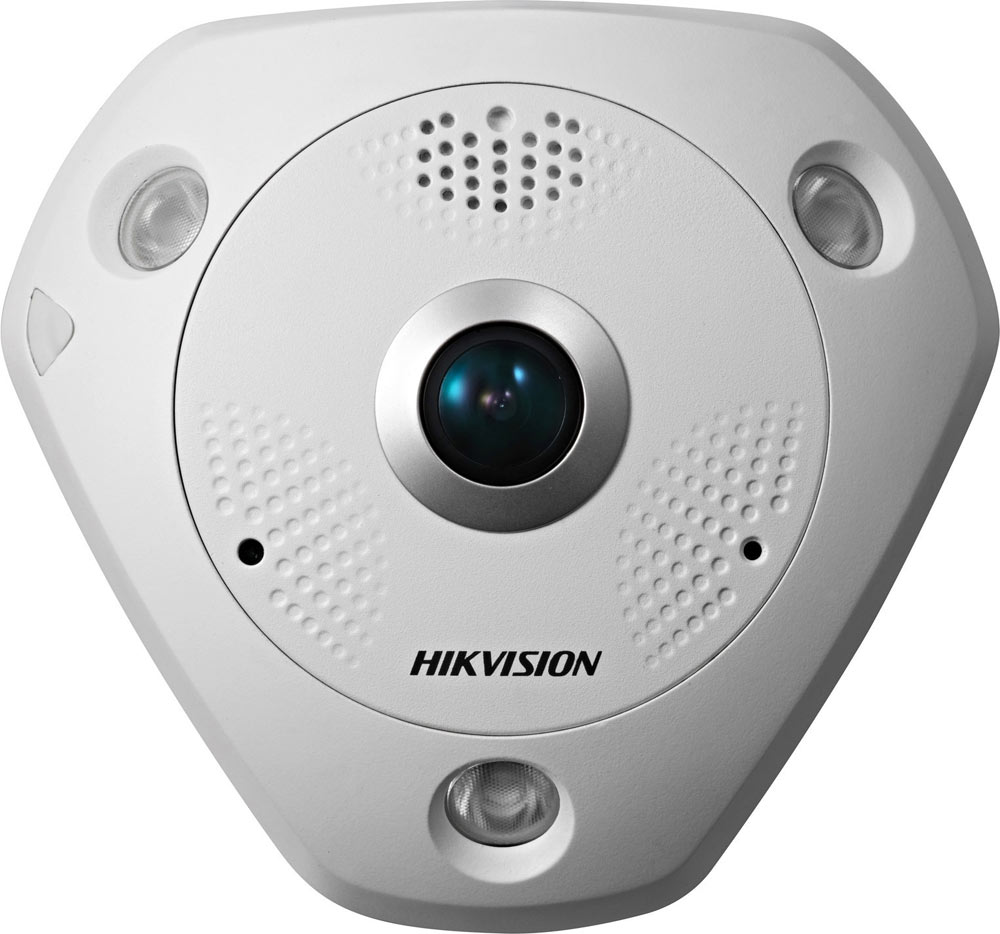 IP-камера Hikvision DS-2CD6362F-IS