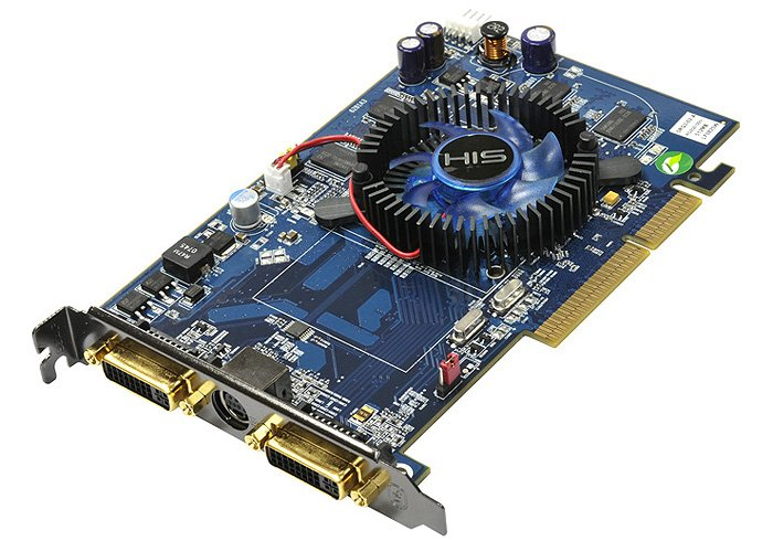 ���������� HIS H365F512ANP Radeon HD 3650 512Mb 128bit