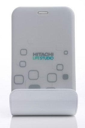 Внешний жесткий диск Hitachi LifeStudio Mobile HLSMBEA5001AFB 500 Gb