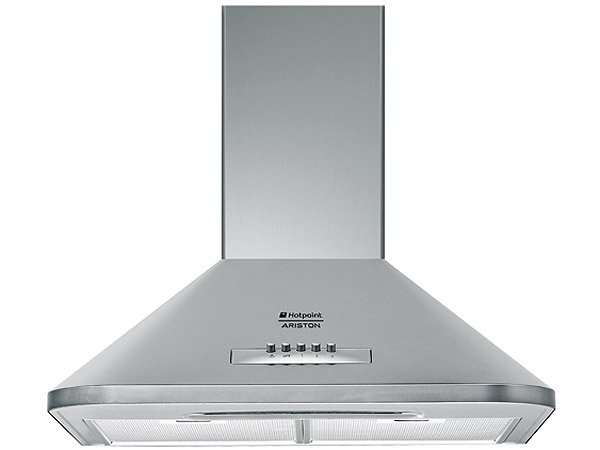 Вытяжка Hotpoint-Ariston 7HHES 60 IX RU/HA