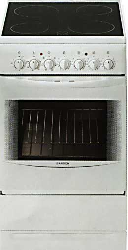 Электроплита Hotpoint-Ariston C 3V7 MW