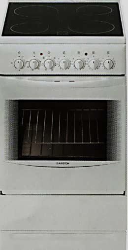 Электроплита Hotpoint-Ariston C 3V7 MX