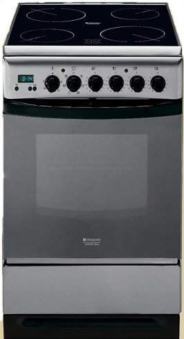 Электроплита Hotpoint-Ariston C 3V M5 (X)