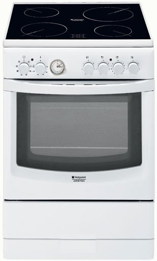Электроплита Hotpoint-Ariston CE 6V M3 (W)