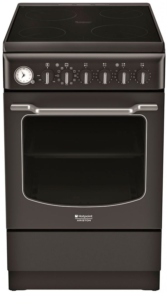 Электроплита Hotpoint-Ariston HT5VM4A (AN) EA