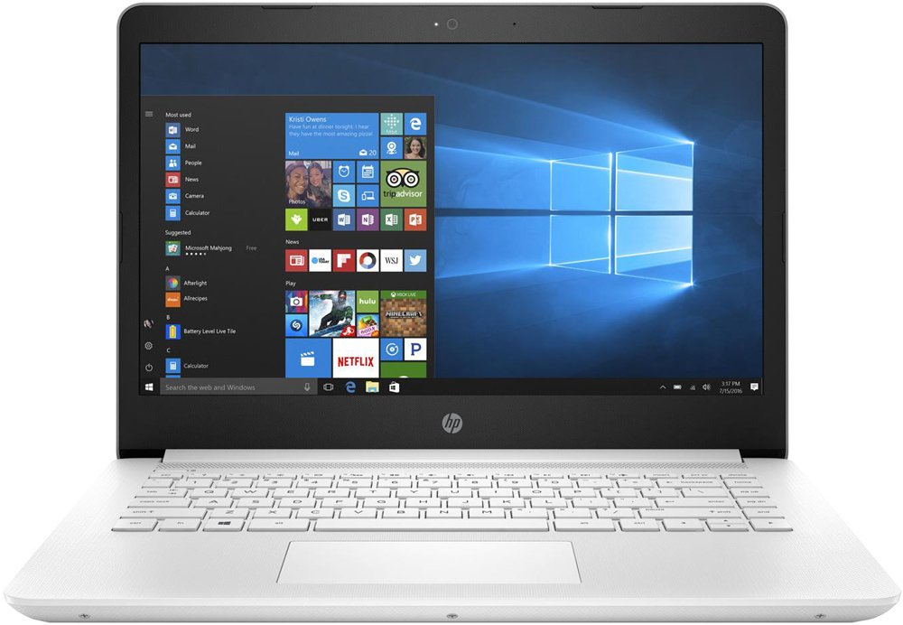 Ноутбук HP 14-bp014ur (1ZJ50EA) фото