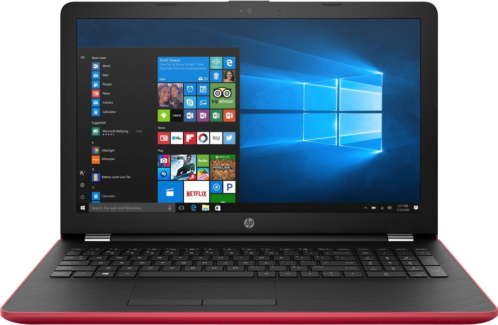 Ноутбук HP 15-bs614ur (2QJ06EA) фото