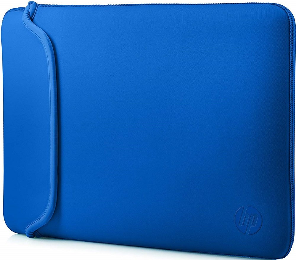 Чехол для ноутбука HP Black/Blue Neoprene Sleeve 15.6 (V5C31AA) фото