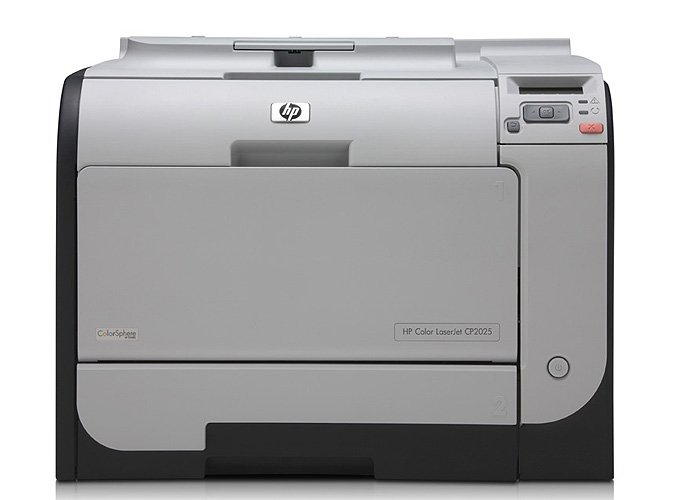 Лазерный принтер HP Color LaserJet CP2025 (CB493A)