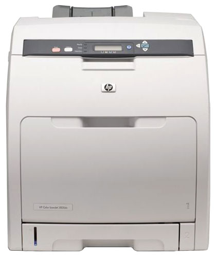 Лазерный принтер HP Color LaserJet CP3505dn
