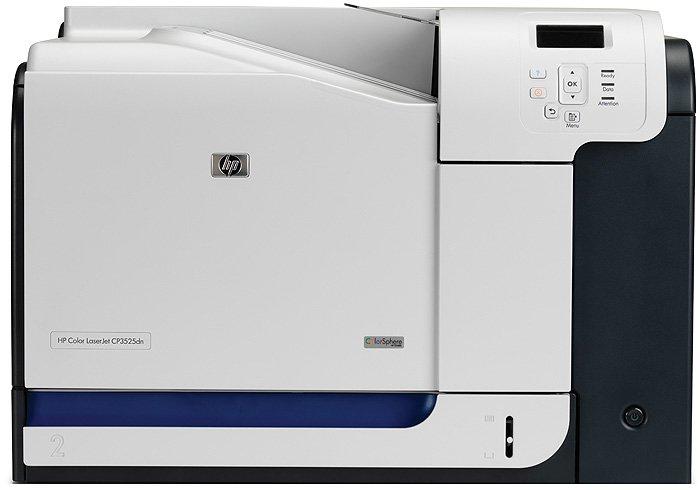 Лазерный принтер HP Color LaserJet CP3525dn (CC470A)