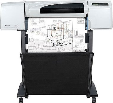 Плоттер HP Designjet 510ps (CJ996A)