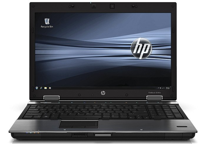 Ноутбук HP EliteBook 8540w (WH138AW)