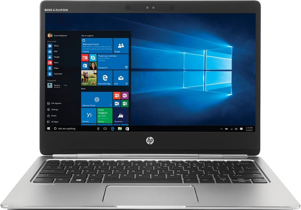 Ноутбук HP EliteBook Folio G1 (V1C64EA)