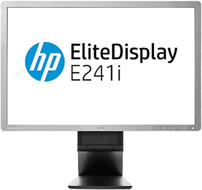 Монитор HP EliteDisplay E241i (F0W81AA)