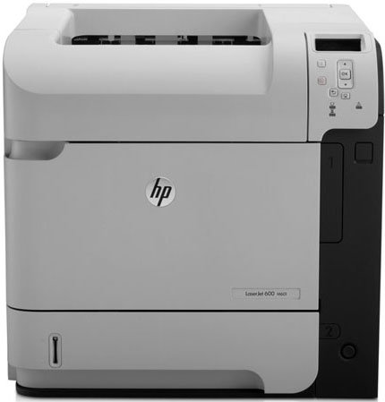 Лазерный принтер HP LaserJet Enterprise 600 M601n (CE989A)