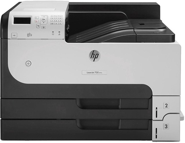 Лазерный принтер HP LaserJet Enterprise 700 M712dn (CF236A)