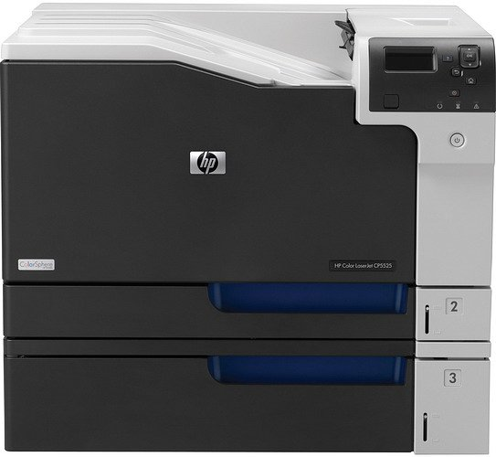 Лазерный принтер HP LaserJet Enterprise CP5525dn (CE708A)