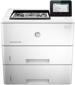 Лазерный принтер HP LaserJet Enterprise M506x (F2A70A)