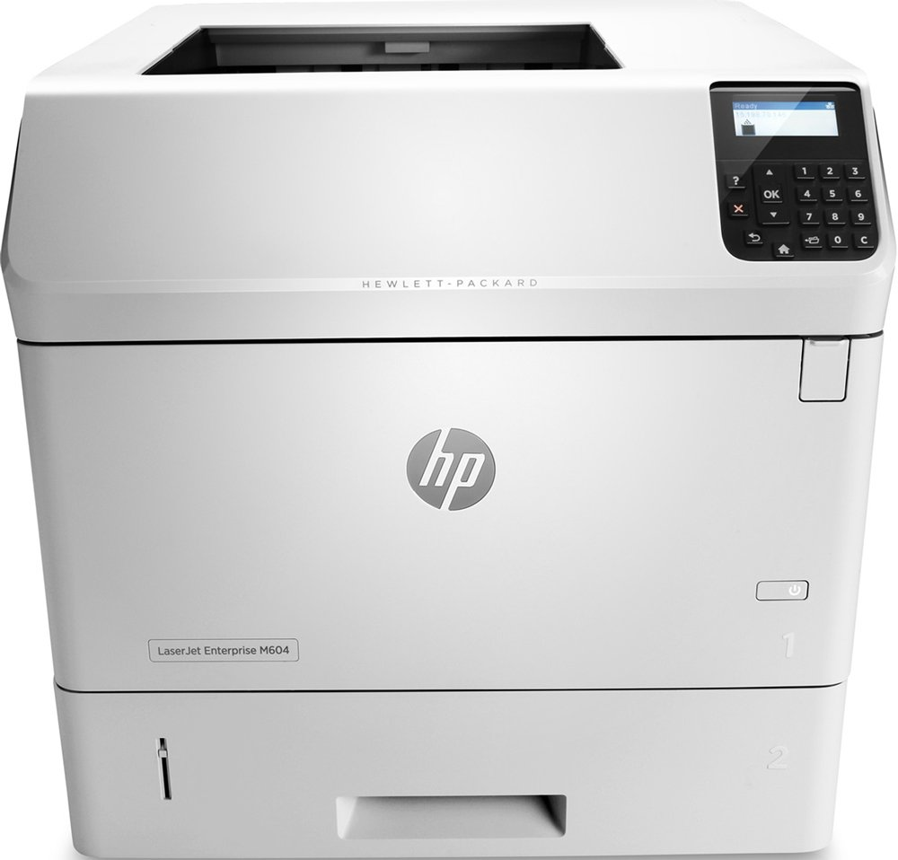Лазерный принтер HP LaserJet Enterprise M604dn (E6B68A)