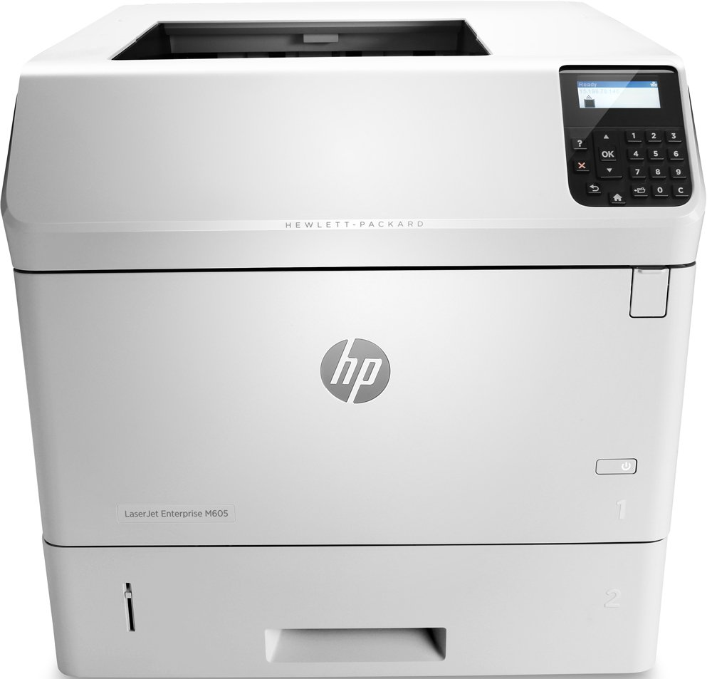 Лазерный принтер HP LaserJet Enterprise M605dn (E6B70A)