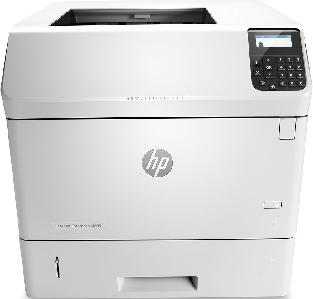 Лазерный принтер HP LaserJet Enterprise M605n (E6B69A)