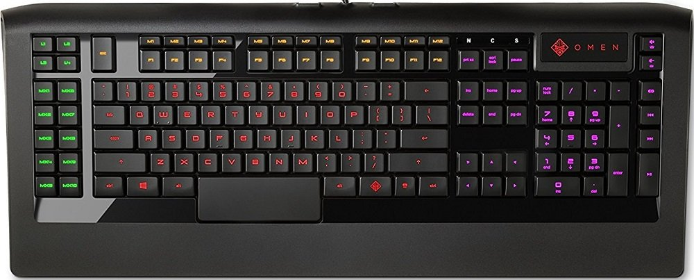 Клавиатура HP OMEN SteelSeries (X7Z97AA) фото