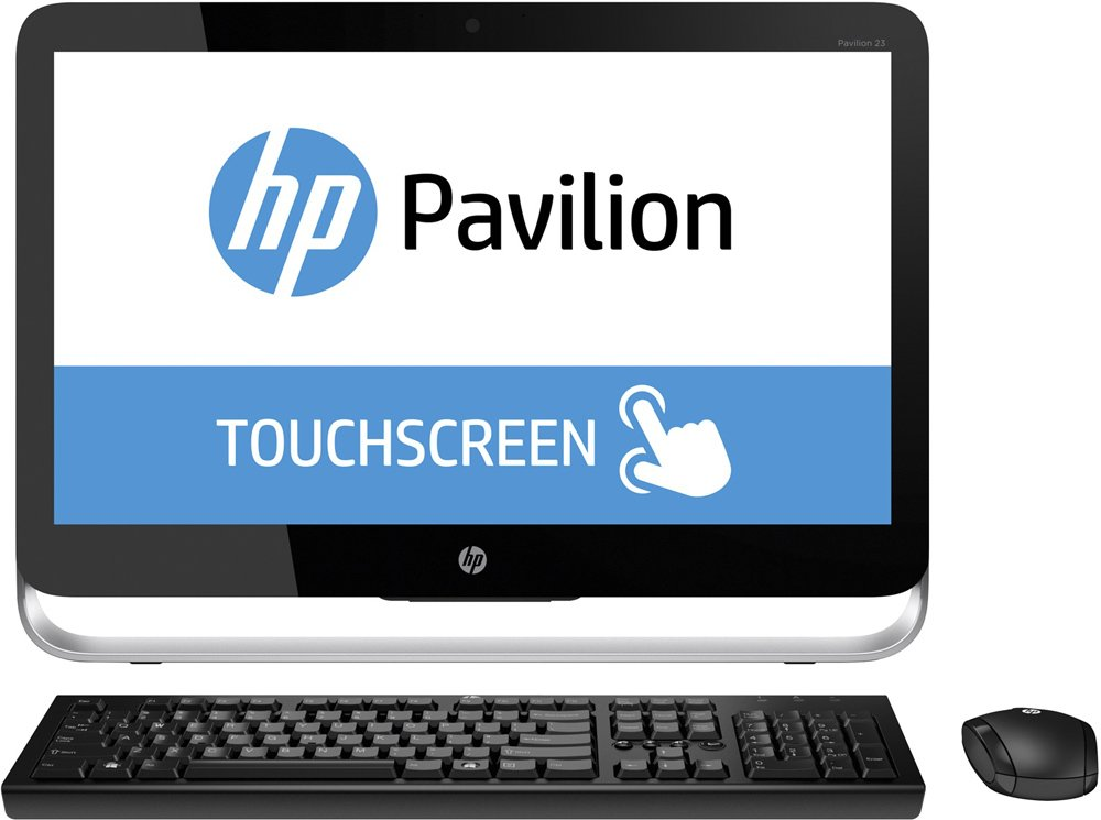 Моноблок HP Pavilion 23-p002nr All-in-One ENERGY STAR (J2G54EA)