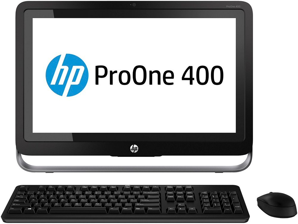 Моноблок HP ProOne 400 G1 (G9D87ES)