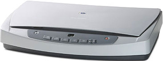 Сканер HP Scanjet 5590P