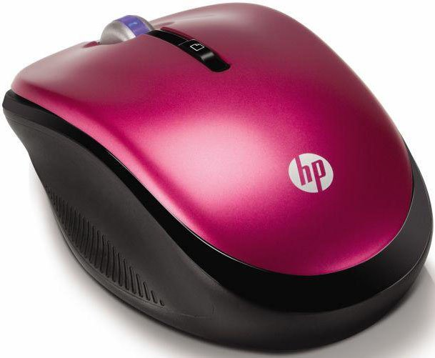 Компьютерная мышь HP Wireless Optical Mobile (XP357AA)