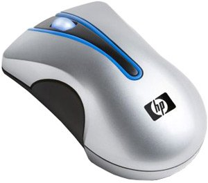 Компьютерная мышь HP Wireless Optical Mobile Mouse (KU916AA)