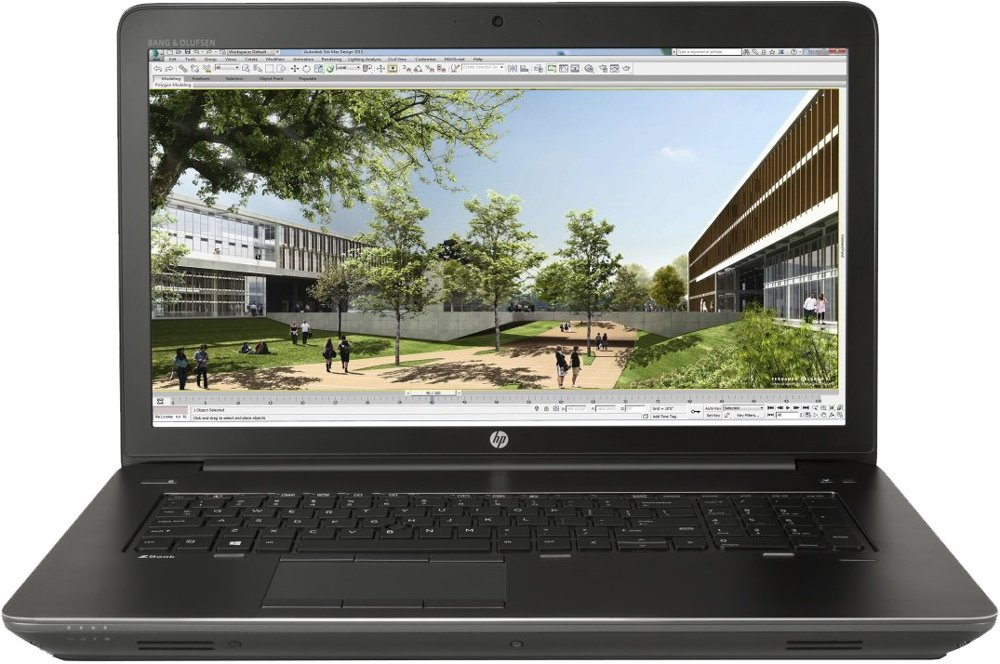 Ноутбук HP ZBook 17 G3 Mobile Workstation (T7V63EA)