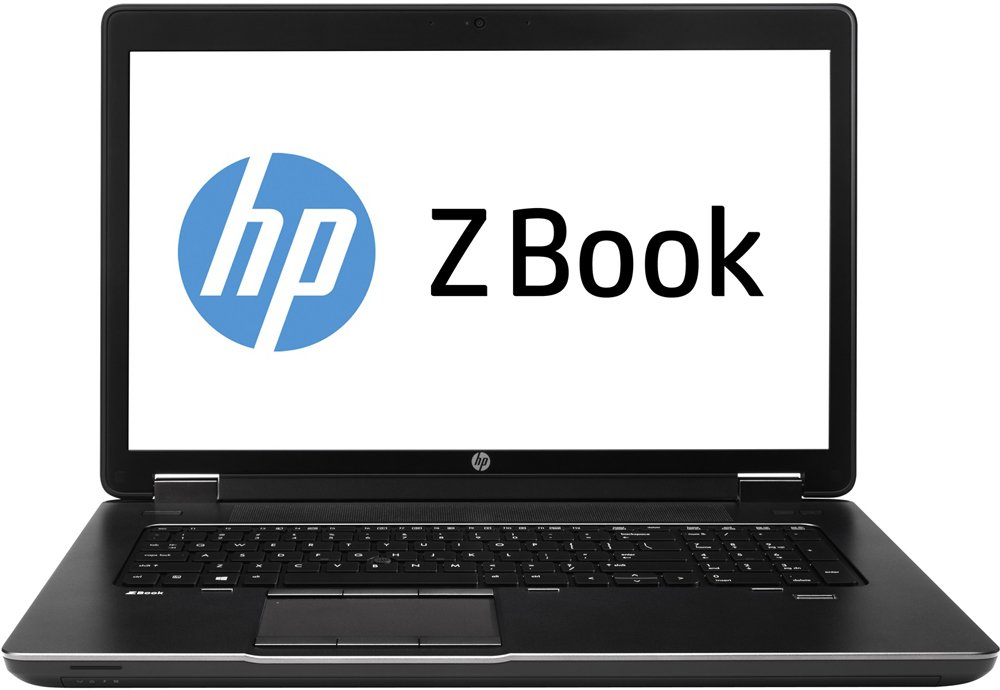 Ноутбук HP ZBook 17 Mobile Workstation (F0V51EA)
