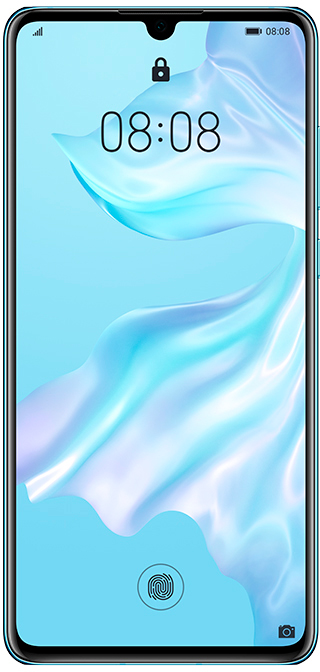 Смартфон Huawei P30 6Gb/128Gb Breathing Crystal (ELE-L29) фото