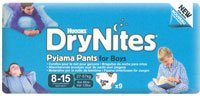 Трусики Huggies Drynites Boy (8-15) 9 шт