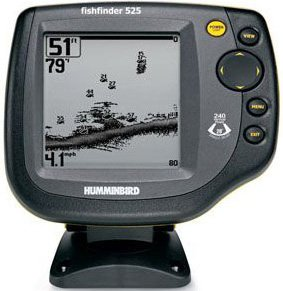 Эхолот Humminbird Fishfinder 525
