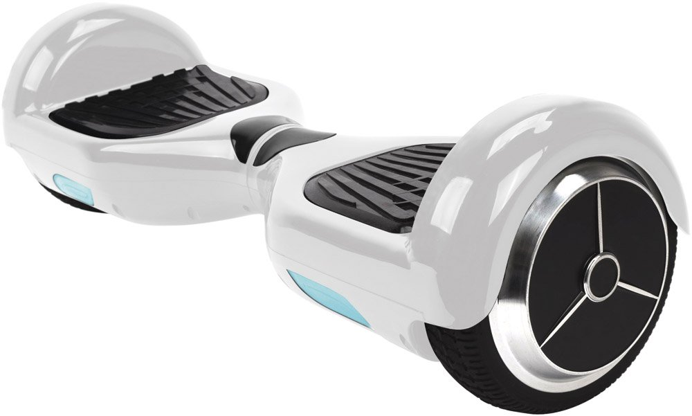 Гироскутер IconBIT Smart Scooter KIT White