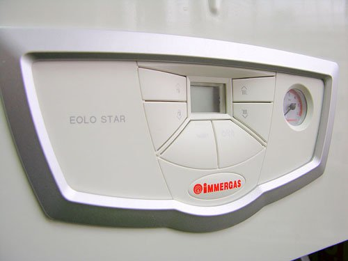 Immergas eolo star 24 for Immergas eolo star 23